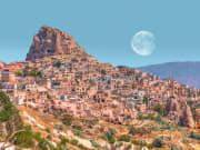 Uchisar castle_shutterstock_1149533228
