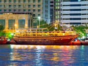 Dhaw Dubai Creek Night Cruise