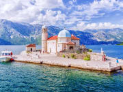 our lady of the rocks, montenegro