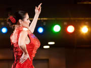 Spain, Flamenco, Dancer