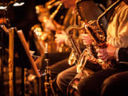 USA_New York_Evening Jazz Cruise_Live band music