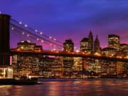 USA_New York_Manhattan_Brooklyn_Evening Cruise