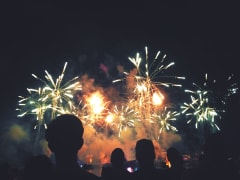USA_New York_New Year's Eve Cruise_Fireworks