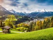National park Berchtesgadener Land