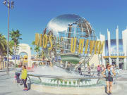 USA_California_Universal Studios_Globe