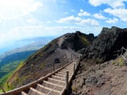 mount vesuvius hike
