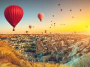 Turkey_Cappadocia_Sunshine_Baloon_shutterstock_450446098