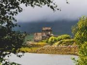 Eilan Donan Castle, Dornie, Kyle, United Kingdom