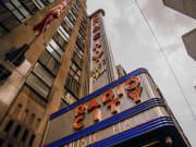 USA_Manhattan_Radio City Music Hall_Tour