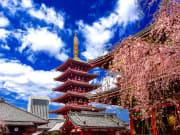 Asakusa, Sensoji Temple