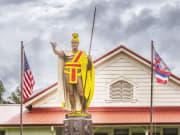 hawaii_big island_king kamehameha statue