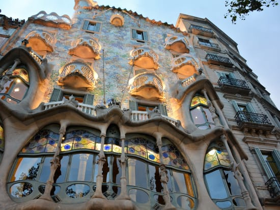 Barcelona Gaudi S Casa Batllo Silver Access Or Skip The Line Gold Access Ticket Tours Activities Fun Things To Do In Barcelona Spain Veltra