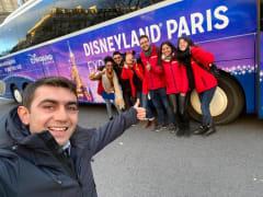 Disneyland Express staff