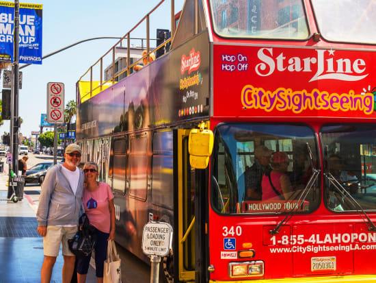 USA_California_Hop on hop off bus