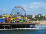 USA_California_Santa Monica Pier