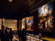 extended vatican museums tour