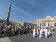 papal audience tickets, st peter's basilica