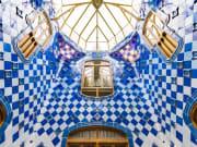 Spain_Barcelona_Casa_Batllo_Gaudi_PIXTA_29493030