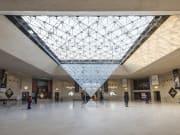 Musee du Louvre - Interieur