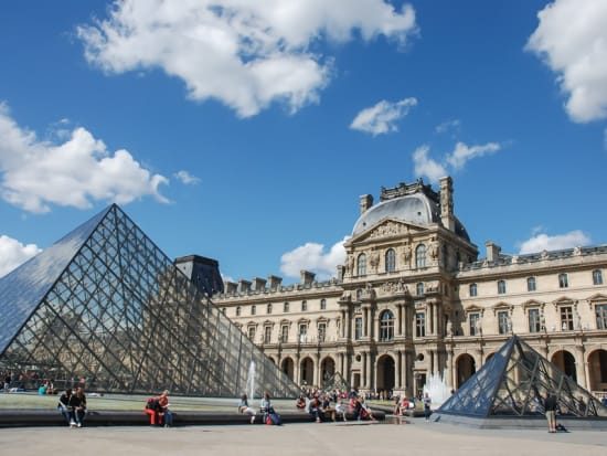Musee du Louvre(8)