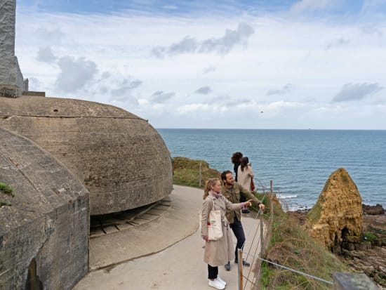 Normandy Day Trip From Paris With D