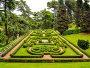 vatican tour, vatican gardens