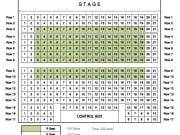 Fireman Show Seat Plan