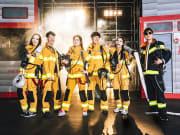 fireman show seoul