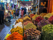 UAE Dubai Market, Exotic Spices
