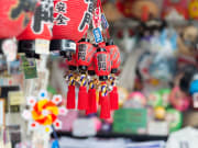 Go shopping around the bustling streets of Asakusa