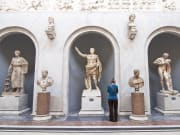 vatican museums tickets, statues