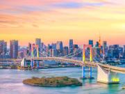 See the Rainbow Bridge on a Tokyo Bay cruise