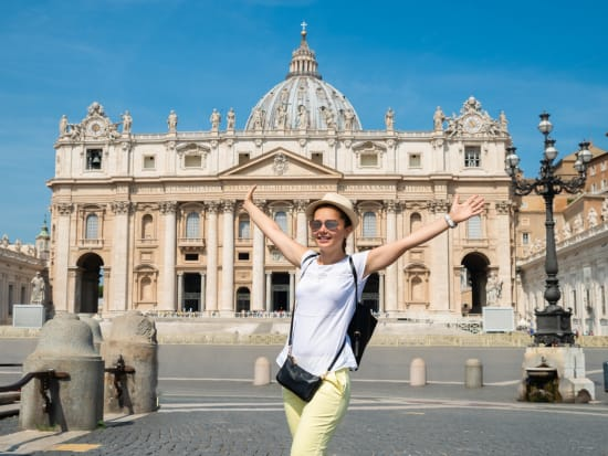 st peter's basilica tickets, rome tourist