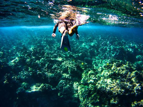 hawaii, kona, honaunau bay