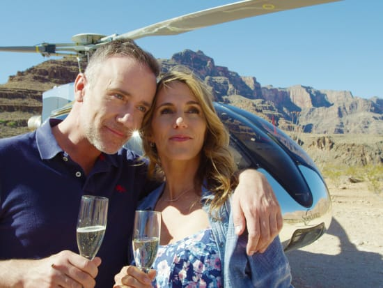 ※Top候補 USA_Las Vegas_Helicopter ride_couple