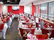 Red Cafe Pre+Post Match Lounge
