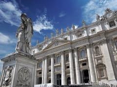 vatican museums tickets, exterior
