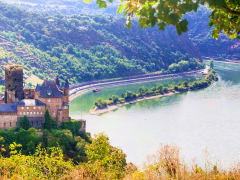 Germany_Rhine Valley_Sankt Goar_View of Kat_shutterstock_483332026