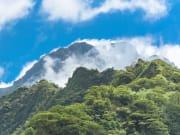 Tahiti Papenoo Valley Mountains