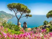 of Salerno_Villa Rufolo gardens_123RF_44287437_ML
