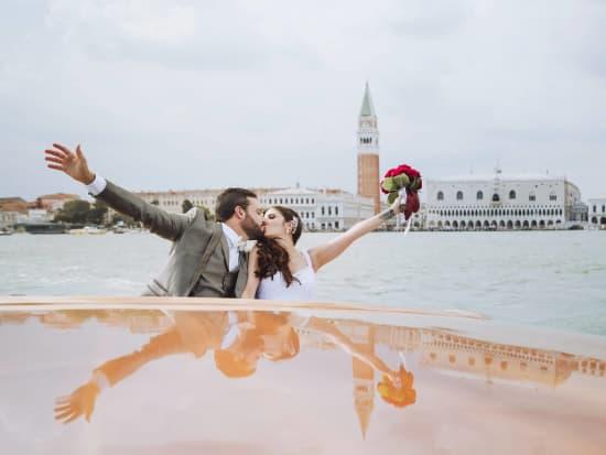 Venice wedding, Venice proposal