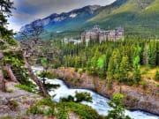 Banff Springs Hotel_shutterstock_1160101276