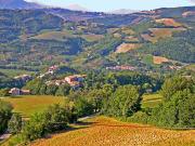 Italy, Apennine landscape
