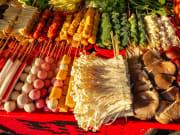 Beijing Market Hotpot ingredients