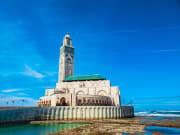 Hassan II Mosque, morocco, casablanca