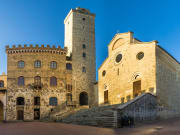 San Gimignano from Florence