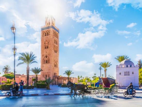 Morocco_Marrakesh_Koutoubia_Mosque_Minaret