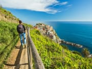 Cinque Terre Hiking Tour from Florence