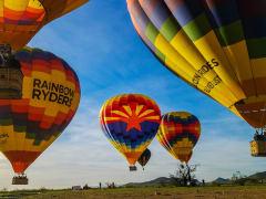 Hot Air Balloon North Phoenix
