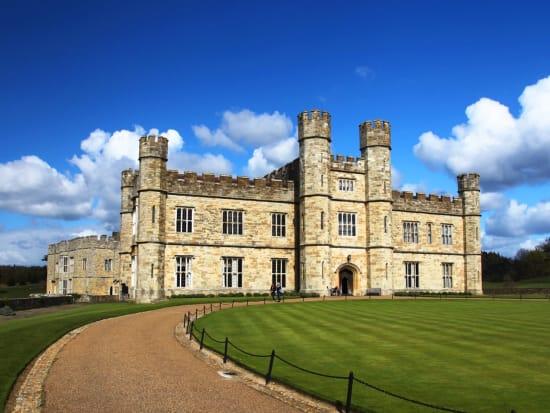 leeds castle tour